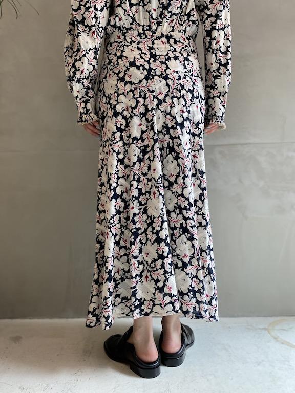 ISABEL MARANT ETOILE 花柄ワンピース【21AW】