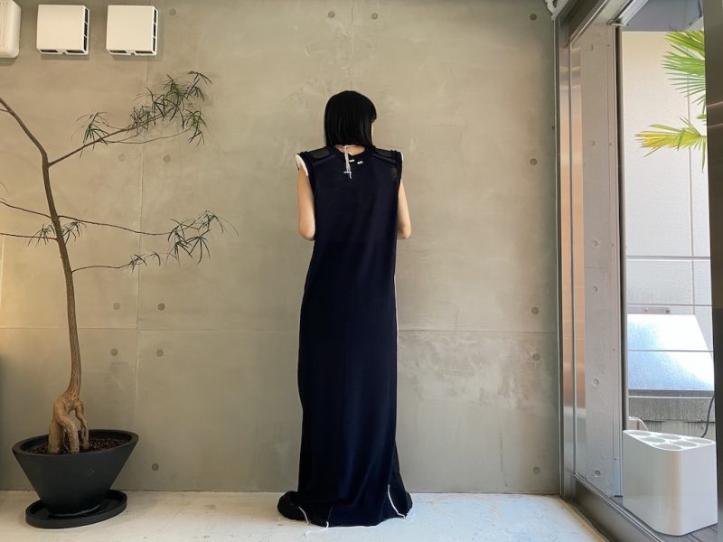 VETEMENTS ニットドレス【21AW】