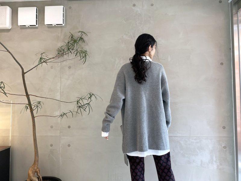 DRIES VAN NOTEN MEN TIMOニット【21AW】