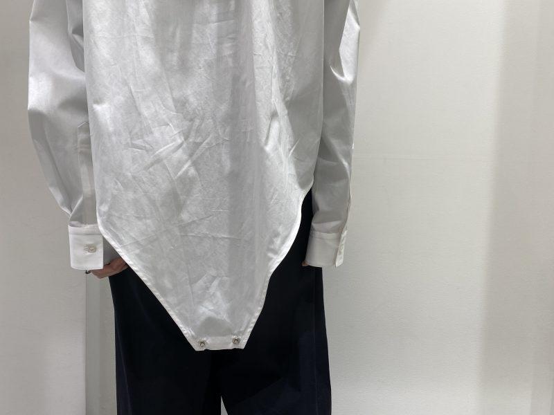 JOHN LAWRENCE SULLIVAN ボディスーツシャツ