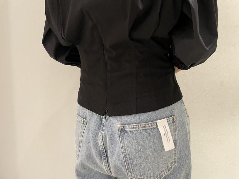 3.1 PHILLIP LIM パフスリーブTシャツ【21AW】