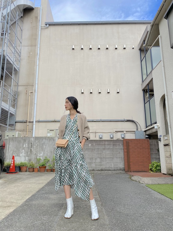 STELLA McCARTNEY SOFT DETAILSカーディガン【21AW】