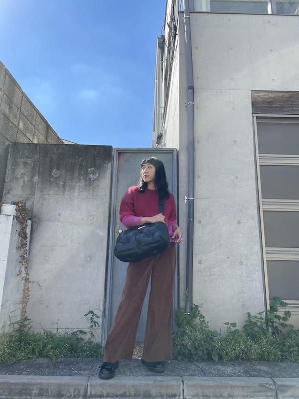 ISABEL MARANT ETOILE グラデーションモヘアニット【21AW】