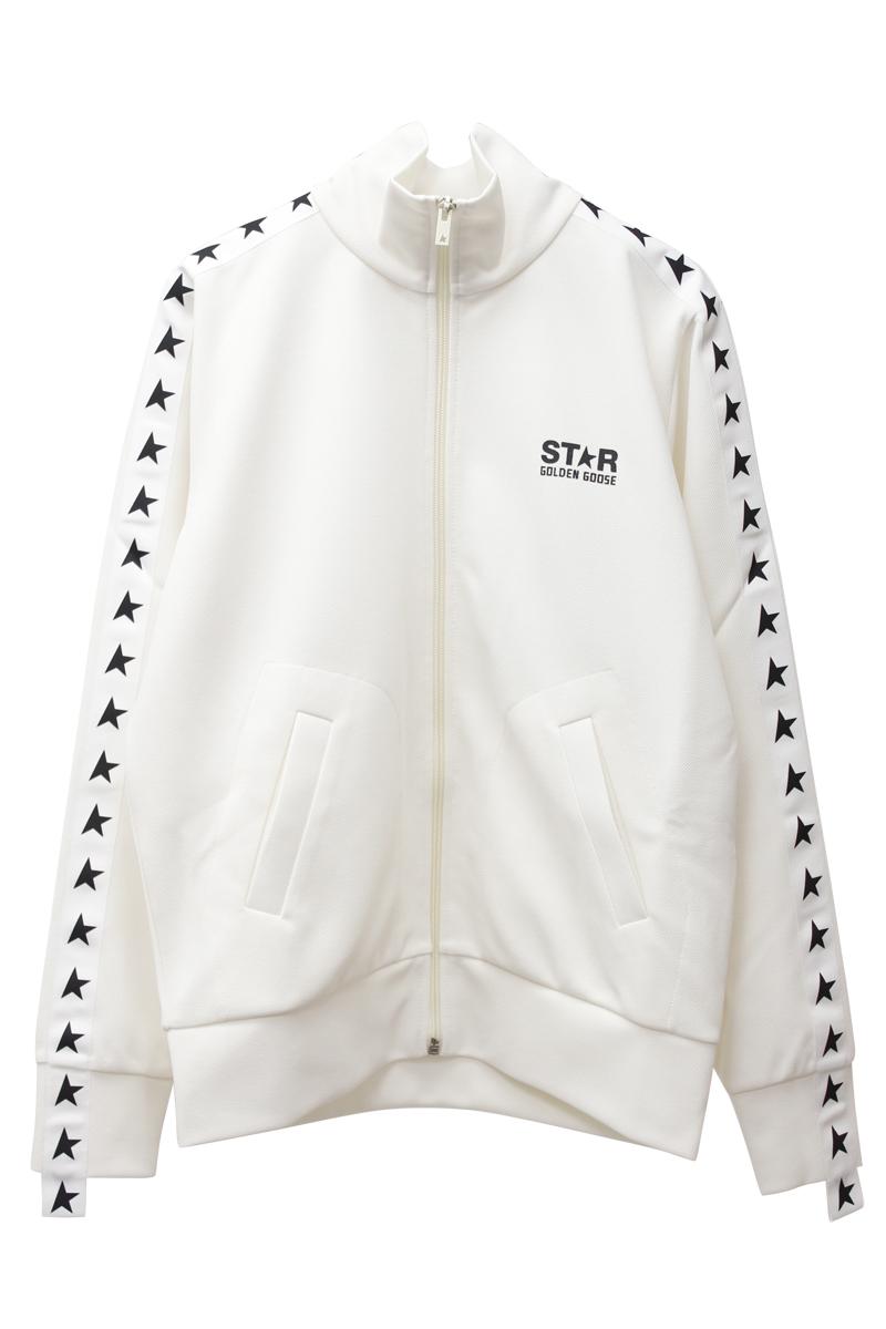 GOLDEN GOOSE DELUXE BRAND STARジップジャケット【21AW】