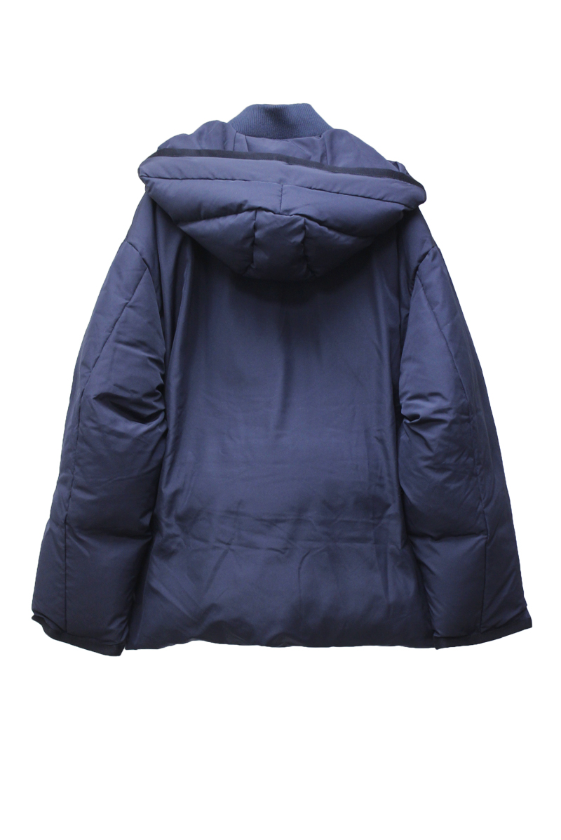 SARA LANZI ショート丈ダウンジャケット【21AW】