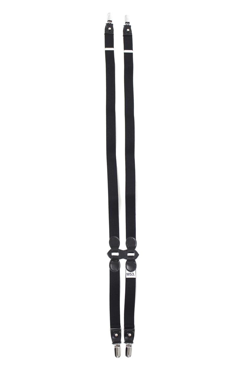 M53. BRITISH DRACES サスペンダー【21AW】