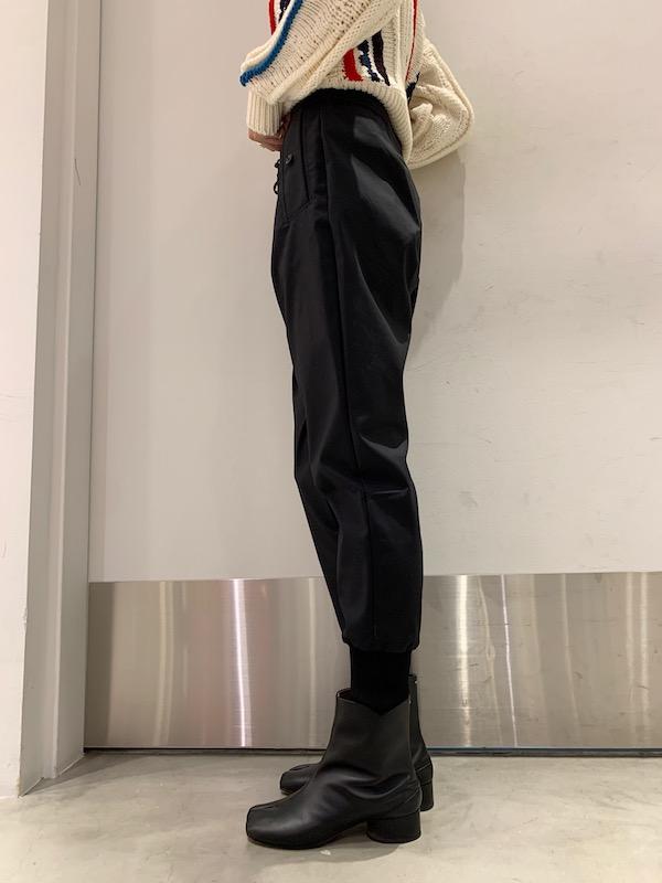 3.1 PHILLIP LIM ジョガーパンツ【21AW】