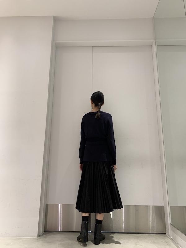 3.1 PHILLIP LIM 切替ワンピース【21AW】