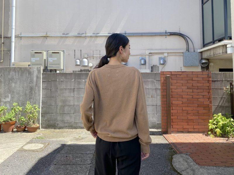 MAISON MARGIELA クルーネックニット【21AW】