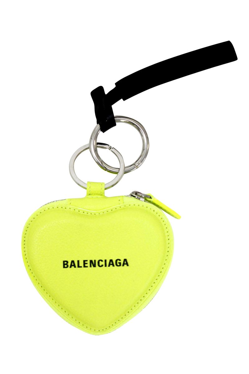 BALENCIAGA CASH HEARTミラーケース【21AW】
