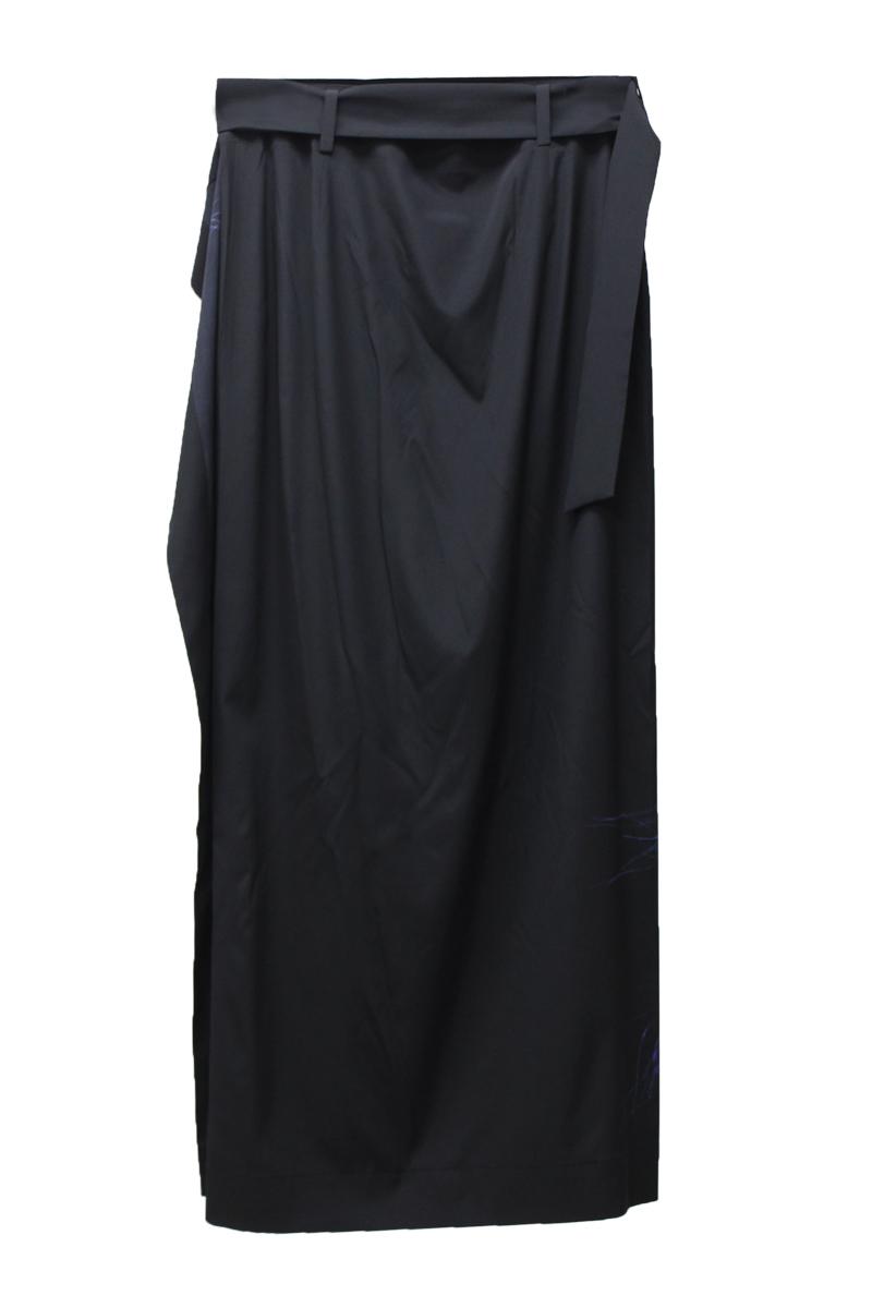 DRIES VAN NOTEN SAND LONG スカート【21AW】