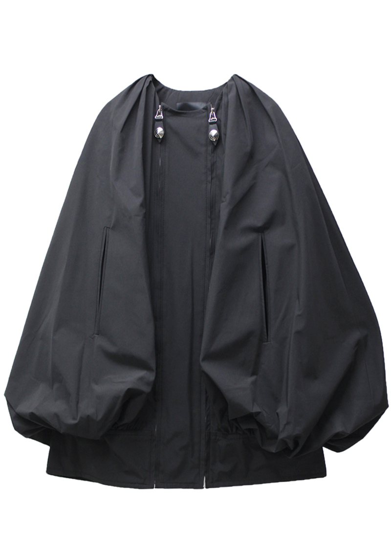 WE11DONE BOMBER CAPE ジャケット【21AW】