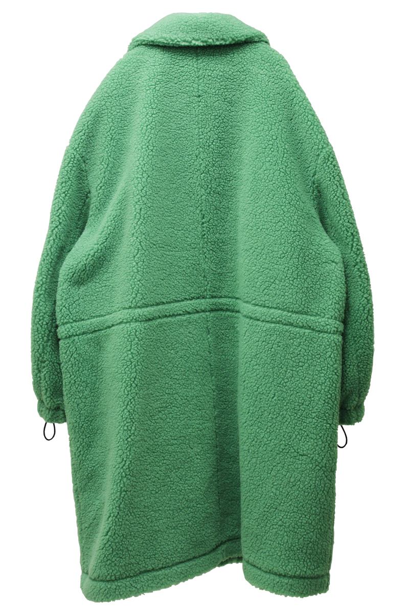 WE11DONE OVERSIZED SHEARING コート【21AW】