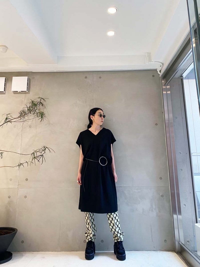 DRIES VAN NOTEN TAIPAN ドレス【21AW】
