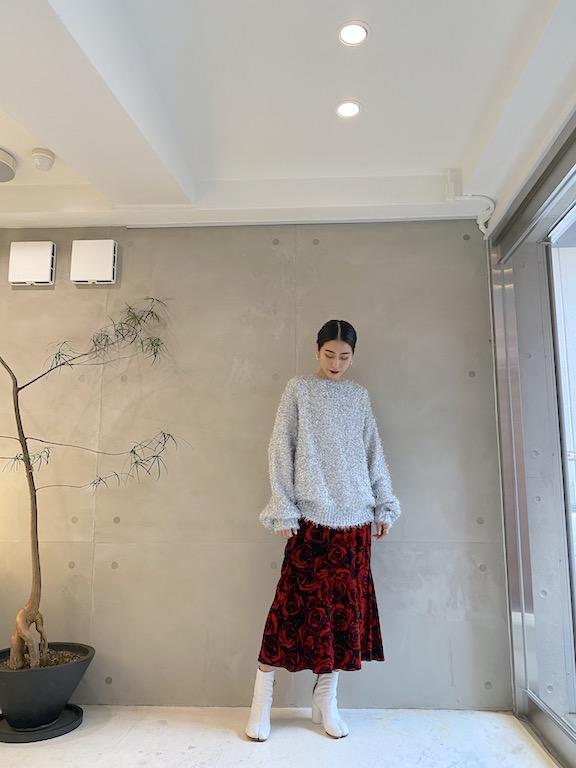 DRIES VAN NOTEN SILAS スカート【21AW】