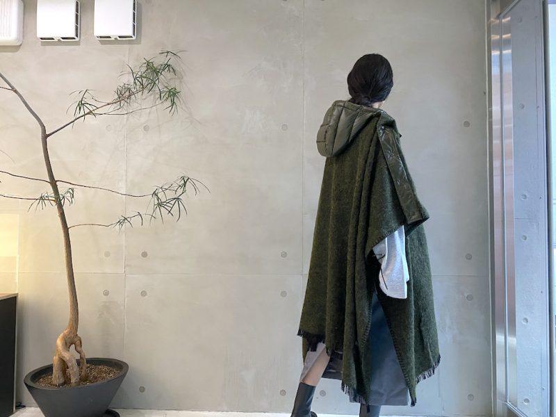 MONCLER MANTELLAポンチョ【21AW】