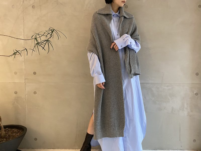DRIES VAN NOTEN TINISHA スカーフ【21AW】