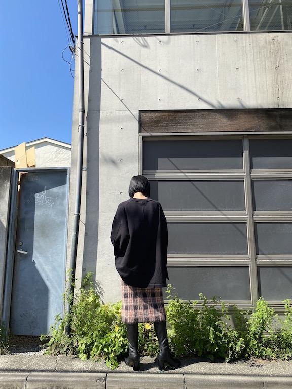 MARNI チェック柄スカート【21AW】