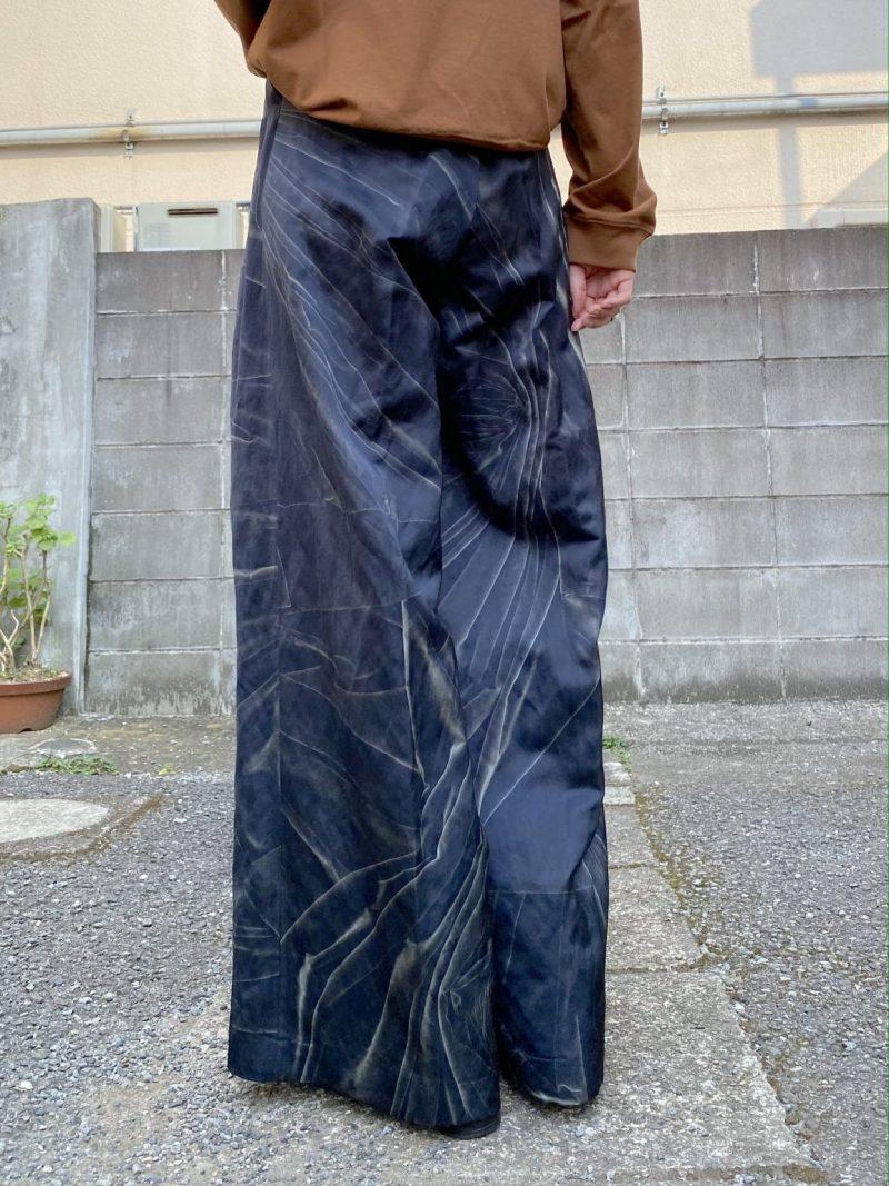 DRIES VAN NOTEN PAMPLONA パンツ【21AW】