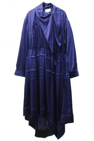 3.1 PHILLIP LIM スカーフ付アシンメトリードレス【21AW】