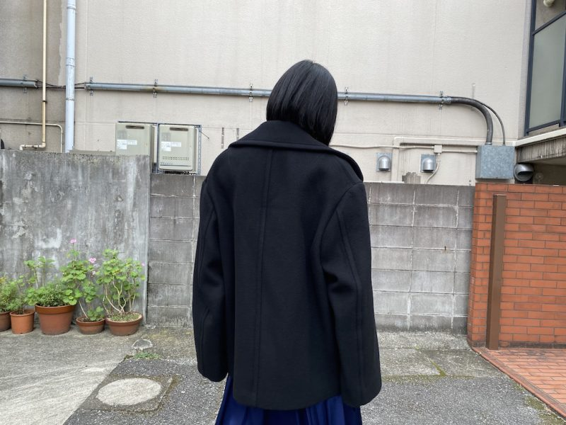 DRIES VAN NOTEN RAMSON ショートコート【21AW】