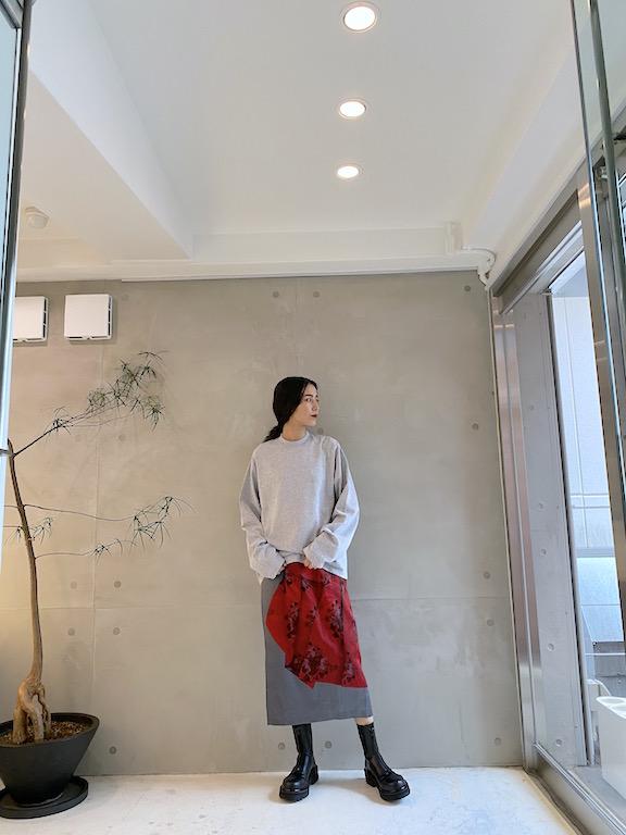 DRIES VAN NOTEN SOFYA スカート【21AW】