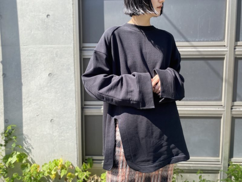 DRIES VAN NOTEN HAWKIN BIS スウェットトップス【21AW】