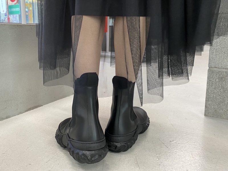 MARNI サイドゴアショートブーツ【21AW】